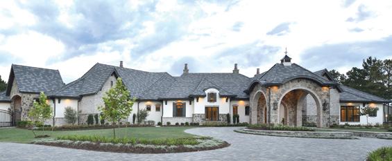 Willow Creek Ranch Main House